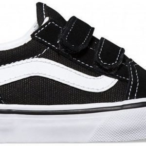 Vans Tennarit Old Skool Black/White