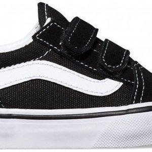 Vans Tennarit Old Skool Black/White