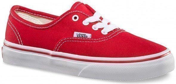 Vans Tennarit Red/White