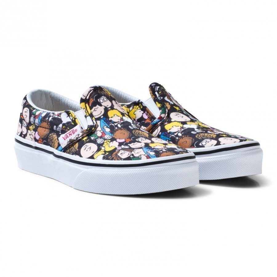 Vans X Peanuts Classic Slip-On Shoes Slip On Kengät