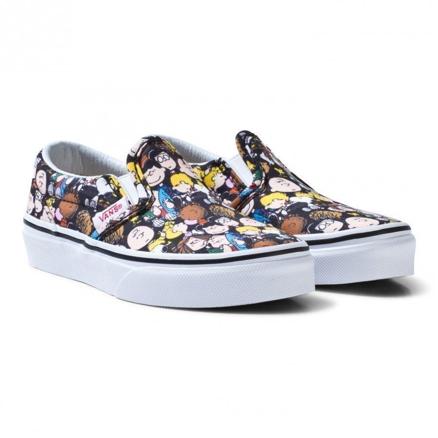 Vans X Peanuts Classic Slip-On Shoes Slip On Kengät