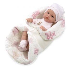 Vauvanukke 33 Cm Kapalossa