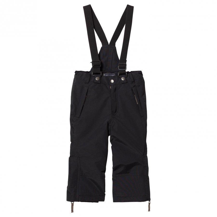 Ver De Terre Ski Pants Black Toppahousut