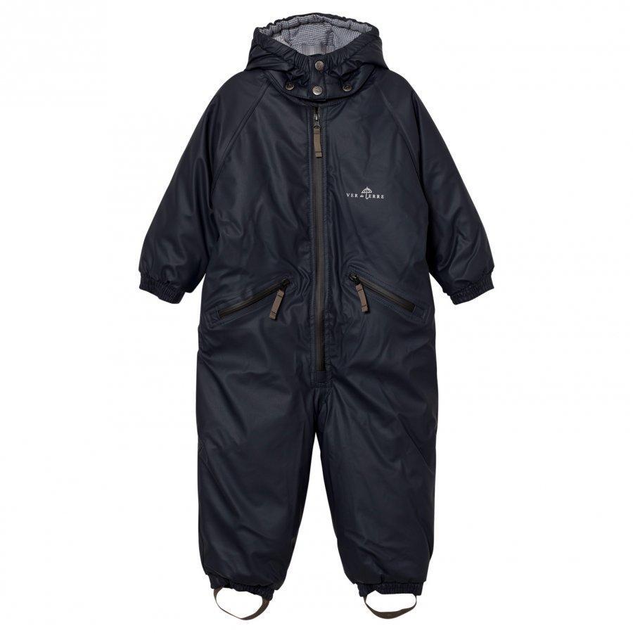 Ver De Terre Snow Suit Navy Sadehaalari