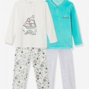 Vertbaudet Pyjamat 2-Pakkaus