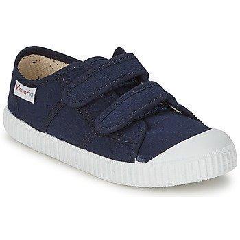 Victoria BLUCHER LONA DOS VELCROS matalavartiset kengät