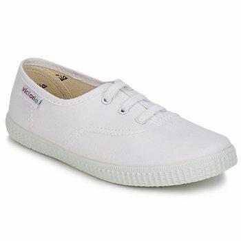 Victoria INGLESA LONA KID matalavartiset kengät