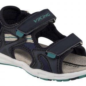 Viking Anchor Sandaalit Lasten Sininen