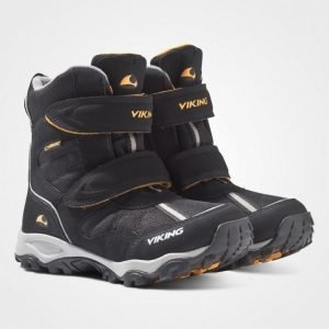 Viking Bluster Boots Black/Grey Talvisaappaat