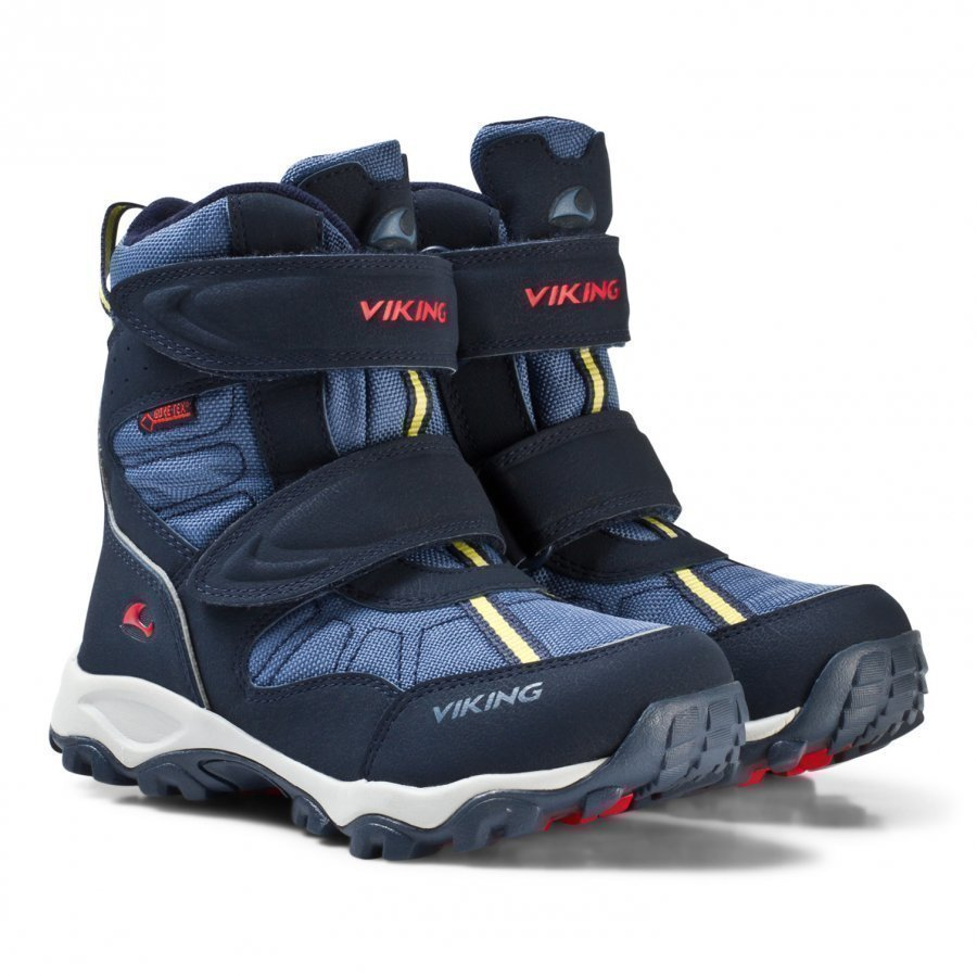 Viking Bluster Ii Gtx Boots Navy/Red Talvisaappaat
