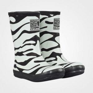Viking Classic Indie Zebra Kumisaappaat