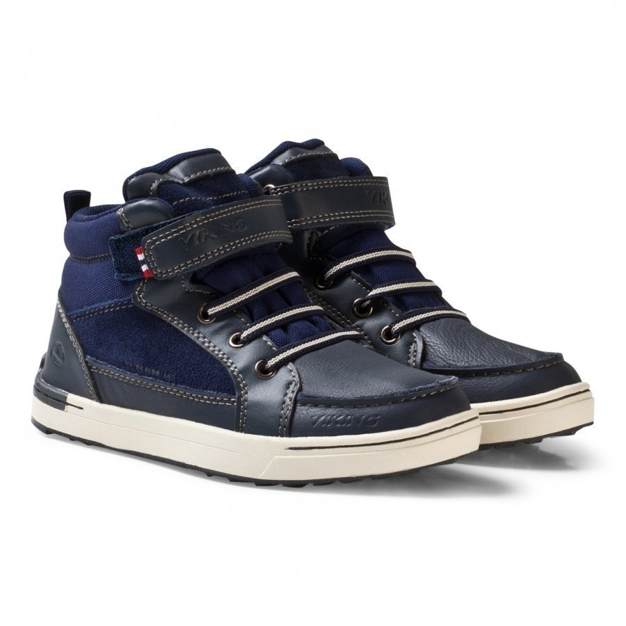 Viking Moss Mid Navy/Multi Nilkkurit