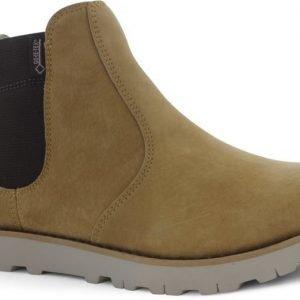 Viking Nilkkurit Loekka Gore-Tex® Mustard/D.Brown