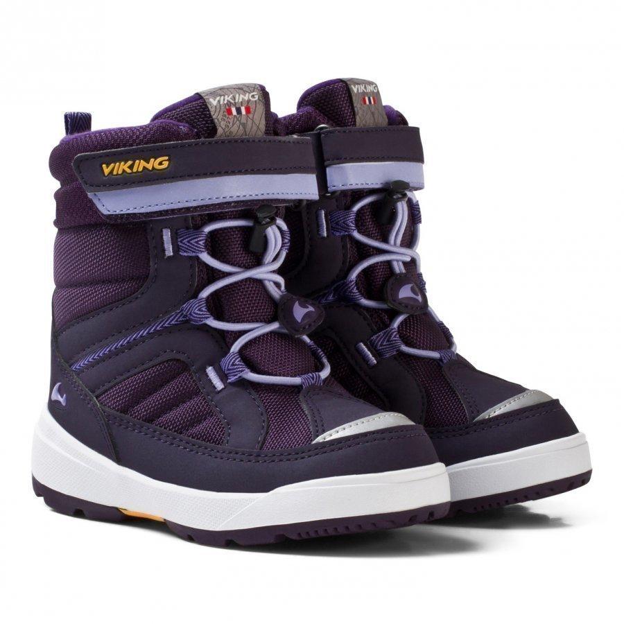 Viking Playtime Gtx Winter Boots Purple/Lavender Talvisaappaat