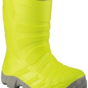 Viking Ultra Jr Talvikumisaappaat Lime