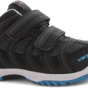 Viking Vapaa-ajan jalkineet Cascade II Mid Gore-Tex® Black/Charcoal