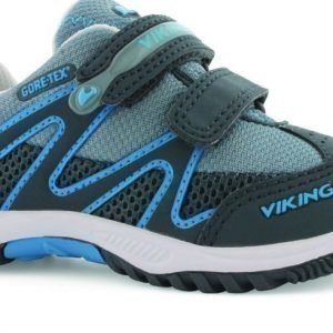Viking Vapaa-ajan jalkineet GORE-TEX® Cascade Grey/Blue