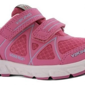 Viking Vapaa-ajan jalkineet GORE-TEX® Trym Pink/Blue