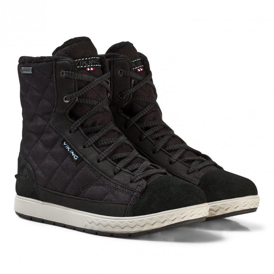Viking Zip Gtx Sneaker Black/Grey Talvisaappaat