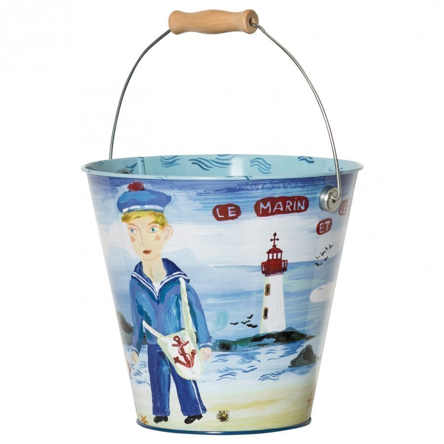 Vilac Blue Sailor Bucket Sanko