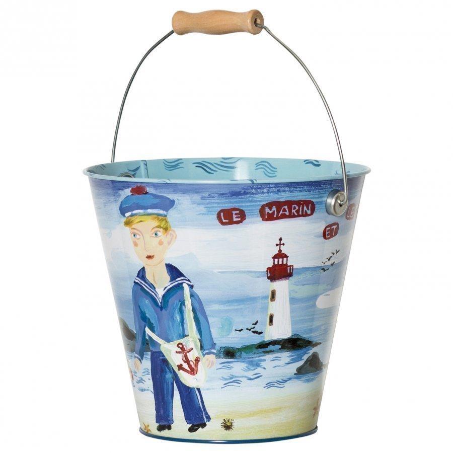 Vilac Blue Sailor Bucket Sanko