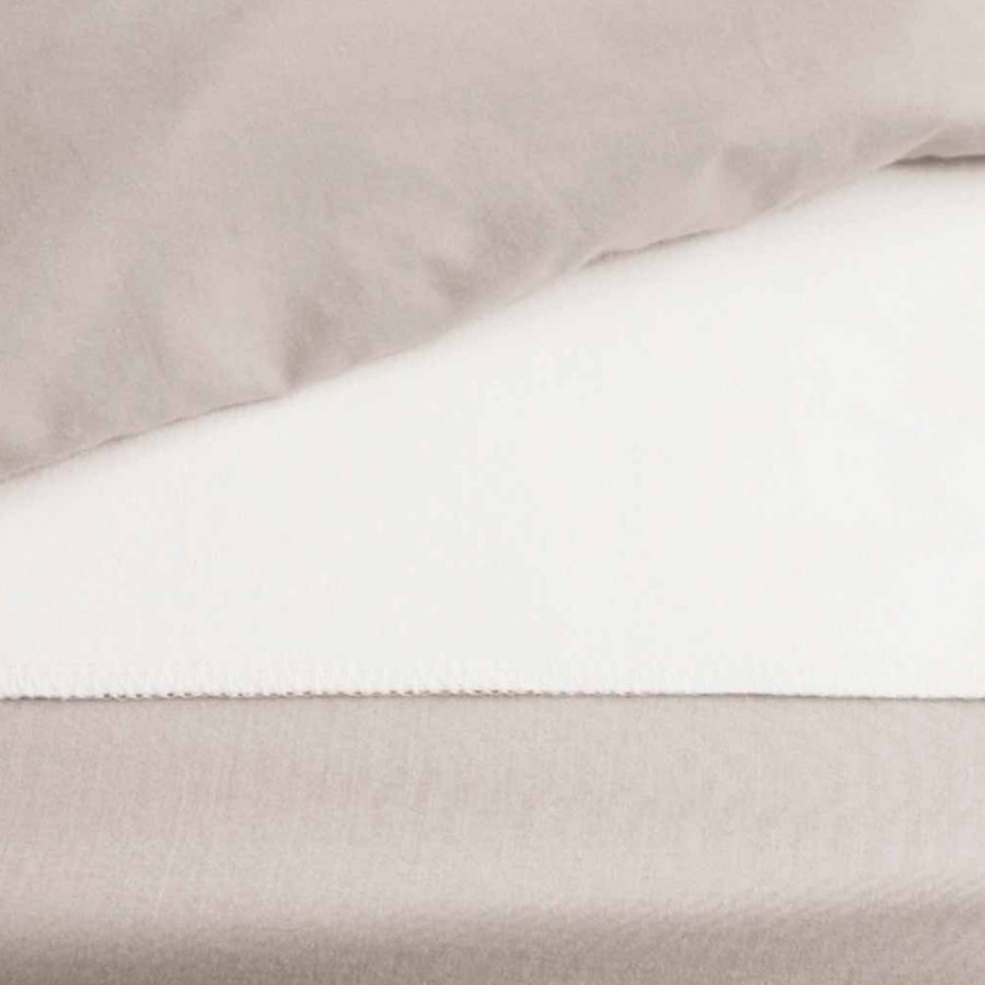 Vinter & Bloom Bed Protector White 50x75 Cm Pussilakanasetti