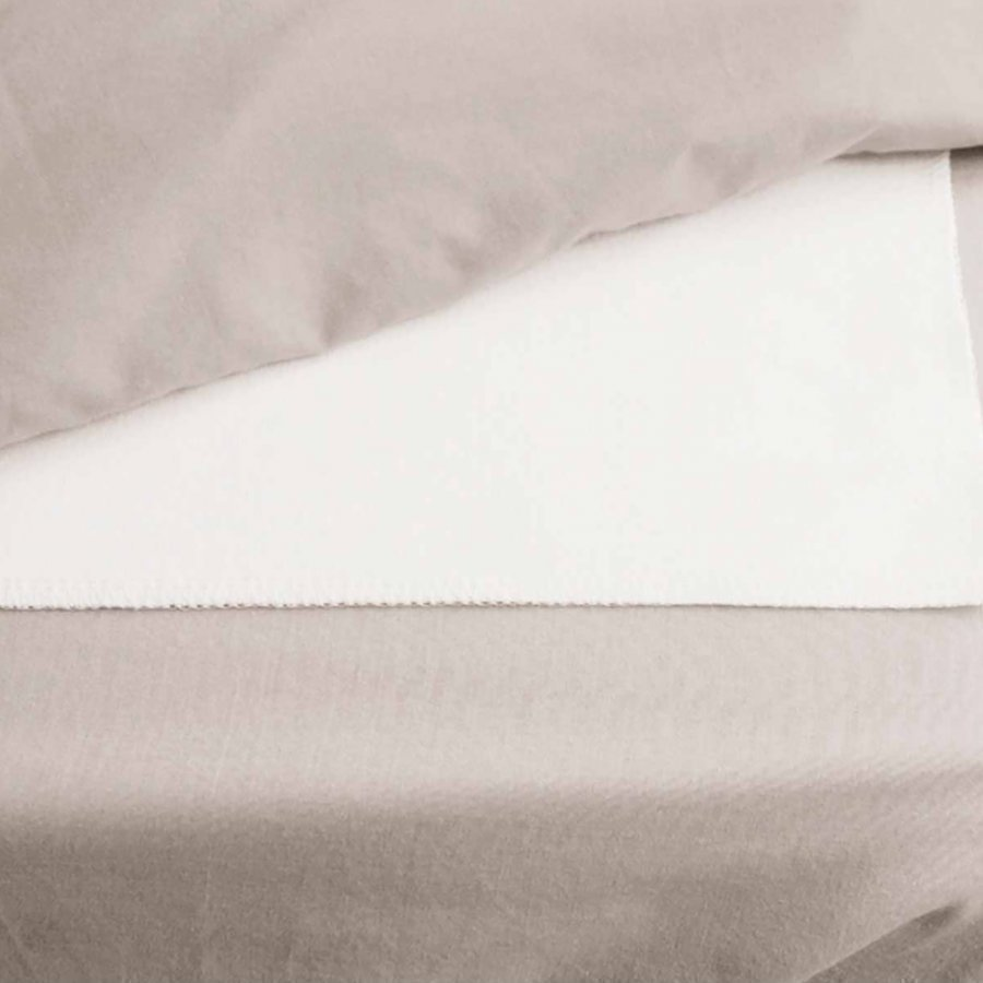 Vinter & Bloom Bed Protector White 75x100 Cm Patjansuoja