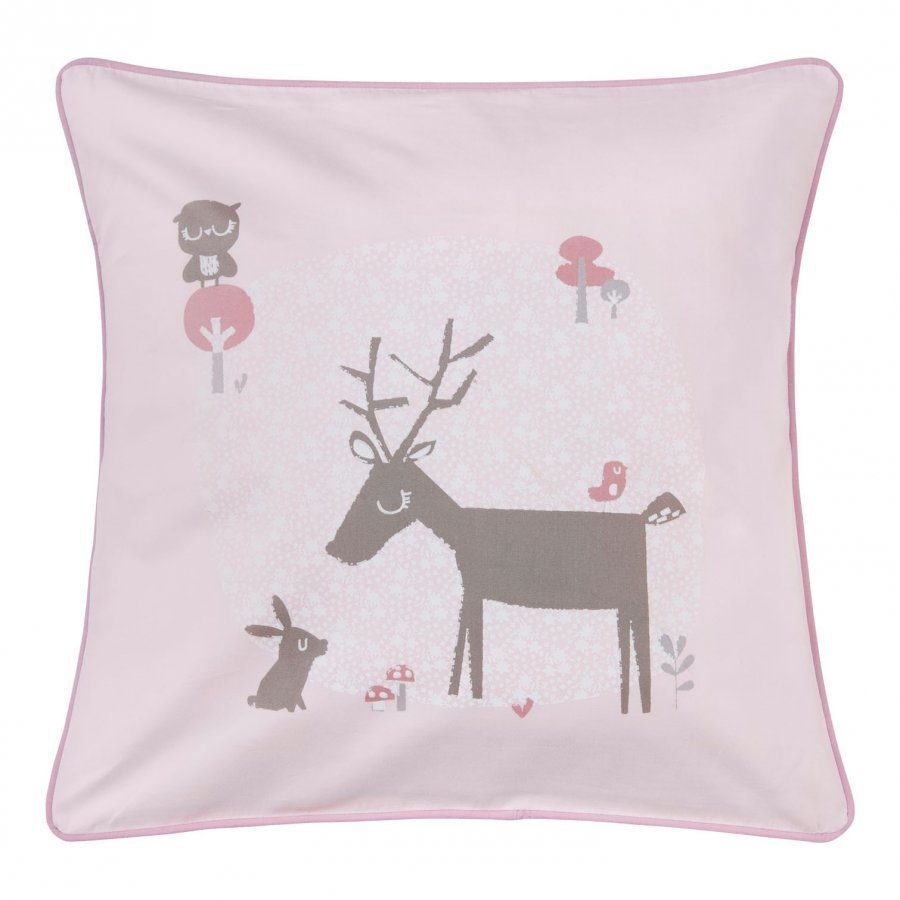 Vinter & Bloom Forest Friends Cushion Cover Blossom Tyyny