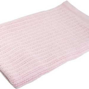 Vinter & Bloom Neulehuopa Soft Grid Blossom Pink