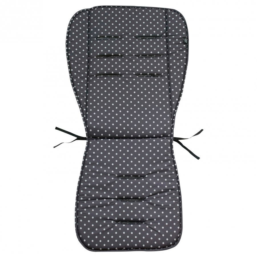 Vinter & Bloom Seat Liner Mini Dots Ebony Black Istuintyyny