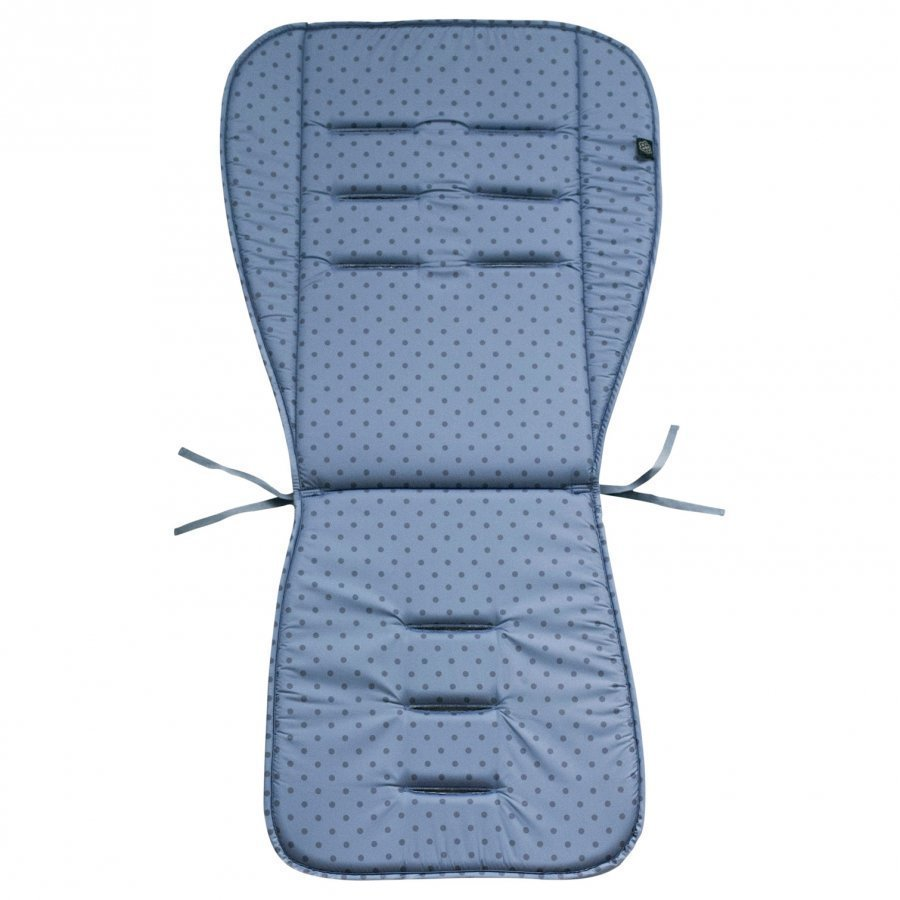 Vinter & Bloom Seat Liner Mini Dots French Blue Istuintyyny