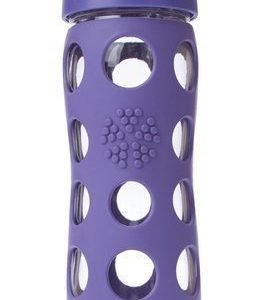 Violetti 475ml lasinen juomapullo