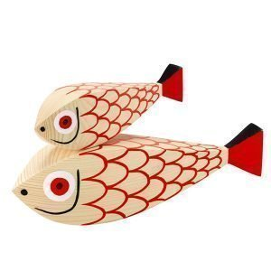 Vitra Mother Fish & Child Puiset Nuket