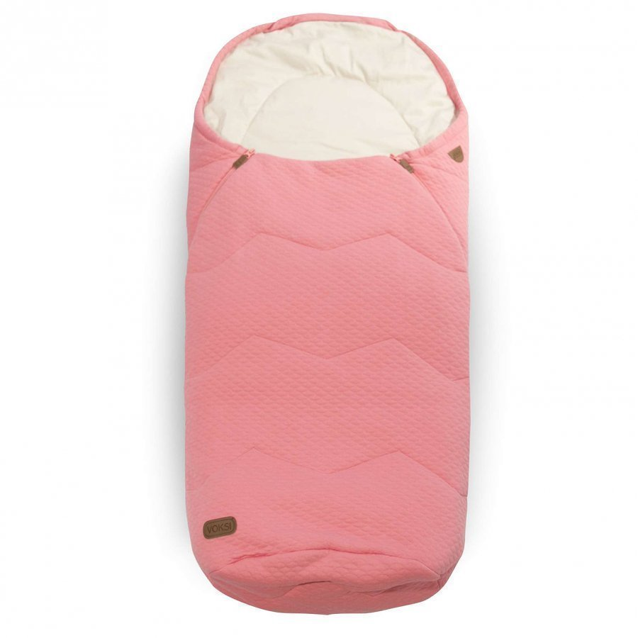 Voksi Breeze Light Footmuff Pink Lämpöpussi