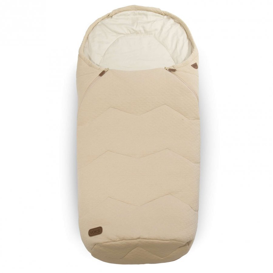 Voksi Breeze Light Footmuff Sand Lämpöpussi