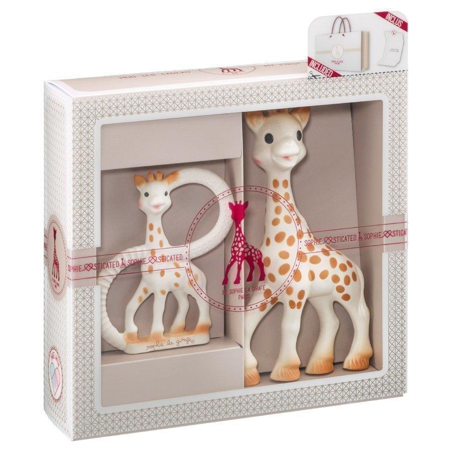 Vulli So Pure Sophie The Giraffe Lahjapakkaus Nro 1 Pieni