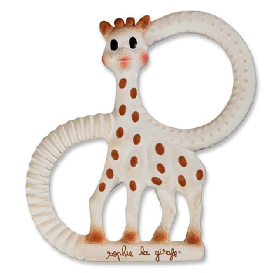 Vulli So Pure Sophie The Giraffe Purulelu Lahjapakkauksessa