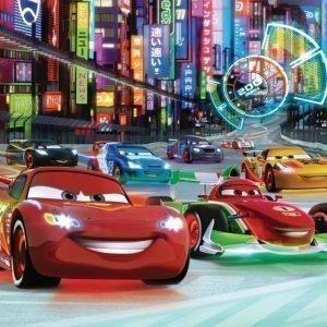 Walltastic Kuvatapetti Disney Pixar Cars