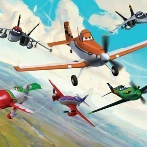 Walltastic Kuvatapetti Disney Planes