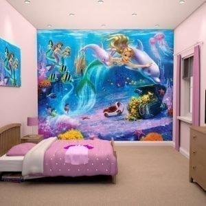 Walltastic Kuvatapetti Mermaids