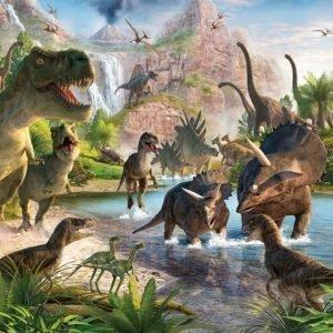 Walltastic Seinäkoriste Dinosaurus