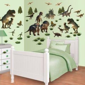 Walltastic Seinäsiirtokuvat Baby Dinosaurukset