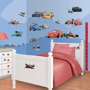 Walltastic Seinäsiirtokuvat Disney Cars