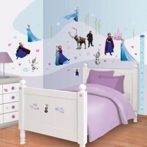 Walltastic Seinäsiirtokuvat Disney Frozen