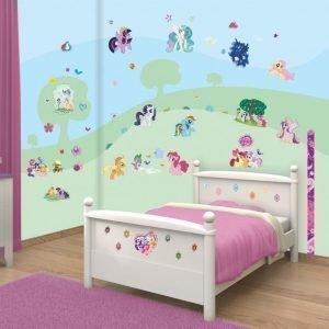 Walltastic Seinäsiirtokuvat My Little Pony