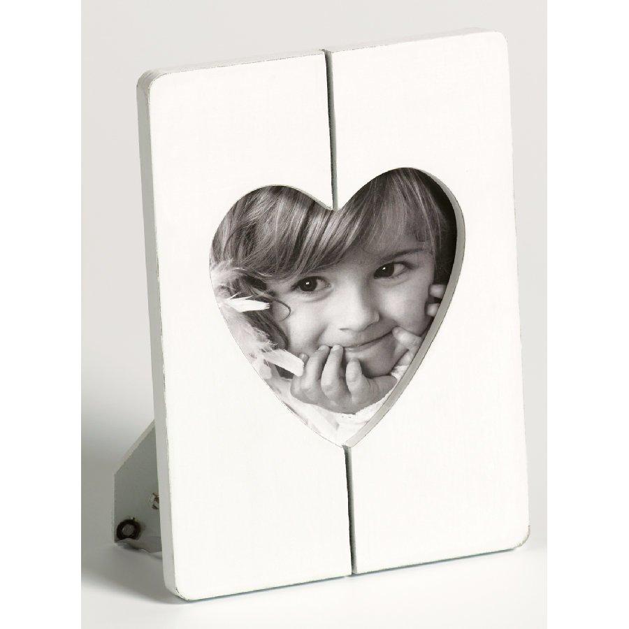 Walther Design Cuore Profil Puinen Valokuvakehys Sydän