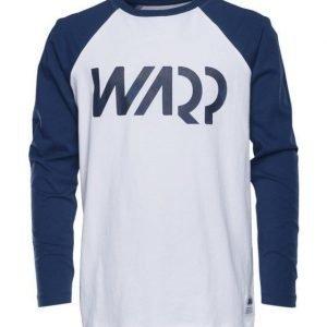 Warp B Logo Ls t-paita