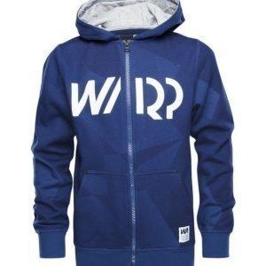 Warp B Logo Zip Hood huppari