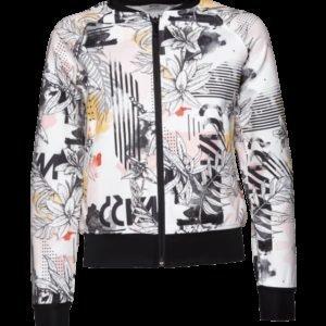 Warp Graphic Jacket Pusero