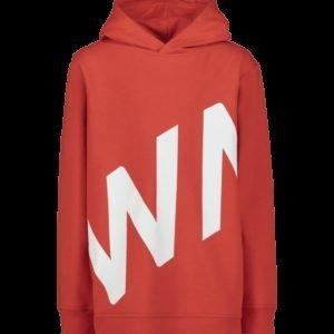 Warp Logo Long Hood Huppari